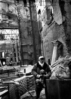 Henri Cartier-Bresson - Anatole Litvak 1950.