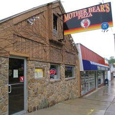 Mother Bear Piza Bloomington IN -