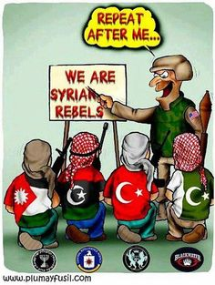 U S Vs Syria Rebels