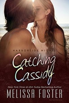 Twin Sisters Rockin' Book Reviews: Review of Catching Cassidy (Harborside Nights #1) ...