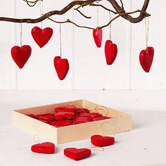 Scandinavian Swedish Danish Norwegian Christmas Heart Ornaments Box of 24 #7283 | Collectibles, Holiday & Seasonal, Christmas: Current (1991-Now) | eBay!