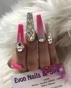 31 Adorable Toe Nail Designs For This Summer - Convenile Bling Acrylic Nails, Best Acrylic Nails, Glam Nails, Classy Nails, Bling Nails, Coffin Nails, Cute Acrylic Nail Designs, Toe Nail Designs, Exotic Nails