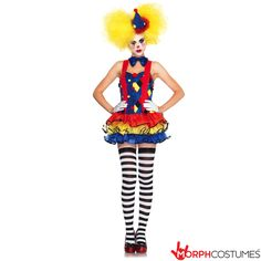 The giggles the sexy clown adult costume is one of the best halloween costume ideas. This inexpensive giggles the sexy clown adult costume comes with the. Sexy Clown Costume, Sexy Halloween Costumes, Halloween Kostüm, Adult Costumes, Clown Costumes, Funny Costumes, Horror Costume, Flapper Costume, Halloween Inspo