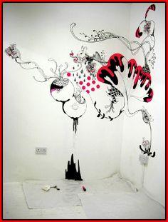 Schon DIY Ideen: Kreative Wandkunst, Um Ihr Haus Zu Verzieren #ideen #kreative