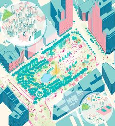 #CÓDIGOABIERTO Concurso de ideas para la remodelación de la Plaza de España. Madrid, 2016. Arenas basabe palacios