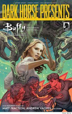 Steve Morris, Buffy The Vampire Slayer, Geek Culture, Dark Horse, Marvel Characters, Comic Character, Comic Art, Comic Book, Horror