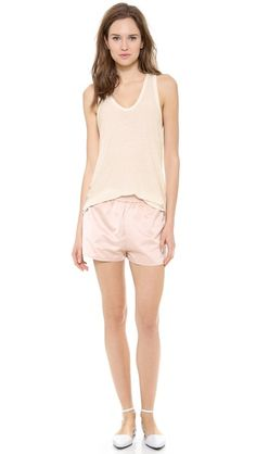 relaxed and chic T by Alexander Wang