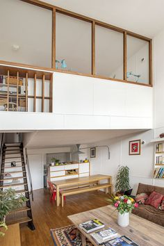 318 Best Mezzanine Floor Design & Ideas images | Floor design ...