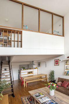 Marseille : Duplex Le Corbusier « montant »