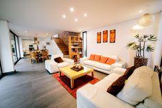 12 Ideas para pintar las paredes de tu sala ¡Se verá preciosa! (de GracielaGomezOrefebre)