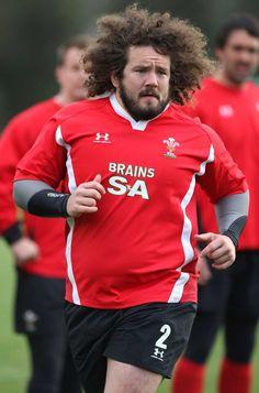 Wales - Adam Jones