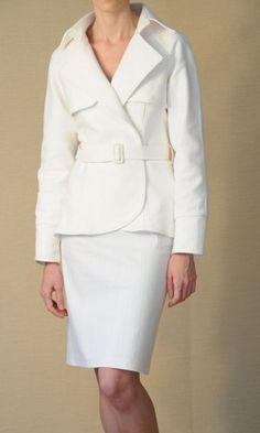 Linen suits for women_03