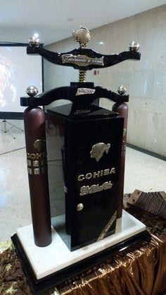 Extremely Rare Cohiba Humidor from Habanos