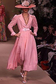 Saint Laurent Spring 2001 Couture Fashion Show