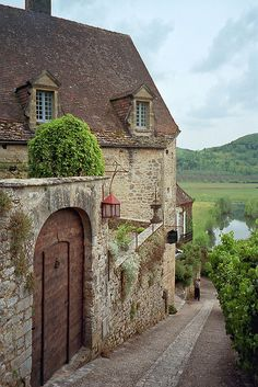 Village in Perigord - Dordogne Valley  | by © Dale Musselman