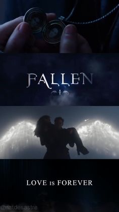 Fallen, Lauren Kate, Lockscreen