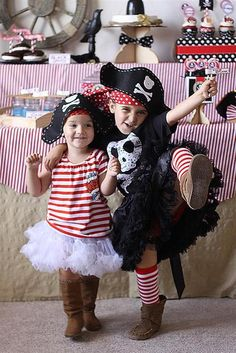 Shiver Me Timbers Pirate Party | CatchMyParty.com