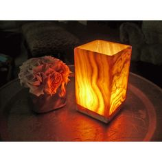 Shop for Handmade Small Rectangular Alabaster Lamp (Egypt). Get free delivery On EVERYTHING* Overstock - Your Online Lamps & Lamp Shades Store! Get in rewards with Club O! Alabaster Lamp, Art And Hobby, Table Lamps For Bedroom, Buffet Lamps, Lamp Shade Store, Handmade Lamps, Mood Light, Candelabra Bulbs, Living Room Lighting