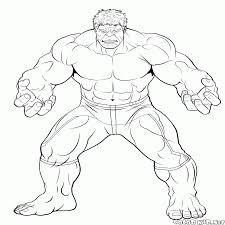 Hulk Para Colorear Buscar Con Google Superheroes