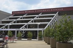 Georgia World Congress Center during #SHRM12, via Flickr.