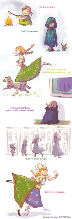 Comic strip. Source: http://raposabranca.tumblr.com/image/80940950723 TT^TT So…