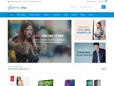 StoreVilla is a carefully planned free eCommerce WordPress topic. It is fueled by the superb WooCommerce module and its expansion to give you a chance to construct an effective online...