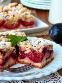 Hungarian Cake, Hungarian Recipes, Paleo Recipes, Cooking Recipes, Salty Snacks, Sweet Cookies, Winter Food, Food And Drink, Yummy Food
