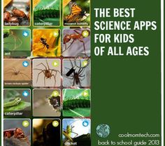 The best free educational apps for kids: Back to School Tech Guide 2013 | Cool Mom Tech