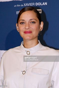 Actress of the movie Marion Cotillard attends the 'Juste la fin du Monde' Paris Premiere at Mk2 Bibliotheque on September 15, 2016 in Paris, France.  (Photo by Bertrand Rindoff Petroff/Getty Images)