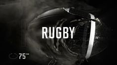 Rugby TV Spot (alternative audio version) on Vimeo Rugby Tv, Music Tones, Motion Design, Motion Graphics, Nova, Alternative, Sports, 3d Animation, Identity Branding