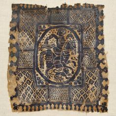 Coptic tapestry