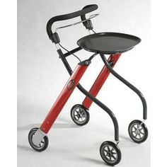 rollator-inomhus-lets-go-red