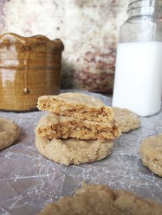 Craft, Bake, Sew, Create: Peanut Butter Oatmeal Cookies