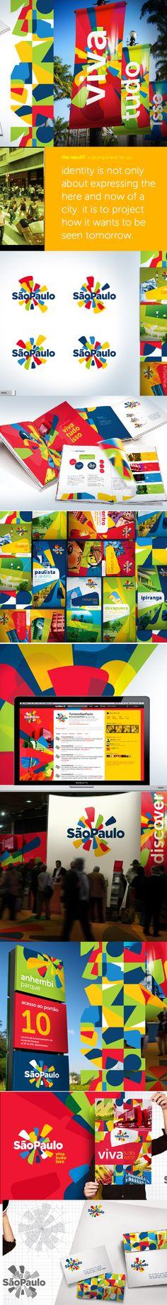 Creación y aplicación de marca.