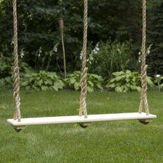 Double Adult Tree Swing