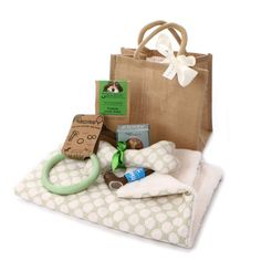 Luxury Dog Gift Hamper from Hugo & Hennie, plus you can choose your fabrics!