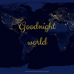 15 Goodnight images   Birthday Wishes Expert