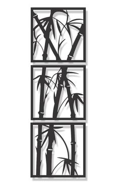 3 Piece Bamboo Tree Metal Wall Art , Modern Metal Wall Decor , Living Room Home Decor , Special Design For New Home Gift , Metal Tree Art Metal Tree Wall Art, Metal Wall Decor, Wall Art Decor, Modern Metal Wall Art, Metal Artwork, Bamboo Tree, Tree Artwork, New Home Gifts, Rooms Home Decor