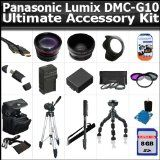Most affordable Final Accessory Package For The Panasonic Lumix DMC-G10 12.one MP Involves 8GB High Pace SD Memory card + Extended Alternative DMW-BLB13 (1500 mAH) Battery + Ac/Dc Quick Journey Charger + Deluxe Carrying Situation + 50 Inch Pro Tripod + Monopod + Alot Much more On Amazon - http://buyingmanual.com/most-affordable-final-accessory-package-for-the-panasonic-lumix-dmc-g10-12-one-mp-involves-8gb-high-pace-sd-memory-card-extended-alternative-dmw-blb13-1500-mah-batter