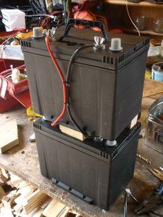 85 ампер батареи глубокого цикла