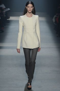 Narciso Rodriguez | Fall 2014 Ready-to-Wear Collection | Style.com | #nyfw