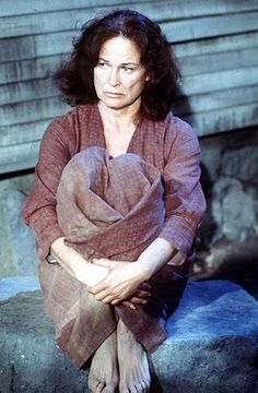 colleen dewhurst. Jah's Mother. Yes, she adopted him. She never had kids of her own.