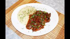 Сердце лося тушенное с луком Stew, Onion, Spaghetti, Ethnic Recipes, Food, One Pot, Essen, Yemek, Spaghetti Noodles