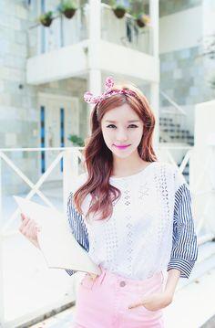 floral headband | korean fashion