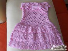 Vestido tomara que caia – infantil | Gráficos e Receitas