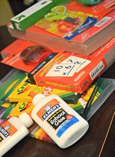 Are you donating school supplies to help anyone this fall? #SIMPLEGiving #LetsBond #ad