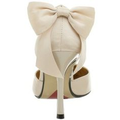 `Love the bow, but these shoes need to be pink!