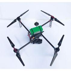 Mola: Easy Dron XL Pro, 40 minutos de filmación con una GoPro