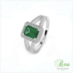This ring with diamonds meant to enhance your elegance!