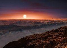 Una misión para buscar extraterrestres en la estrella más cercana a la Tierra